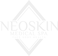 NEOSKin Center Med Spa White Logo