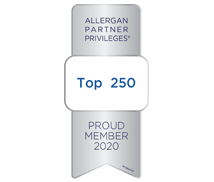 Allergen Top 250 Badge